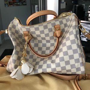 Louis Vuitton speedy bandouliere 30.